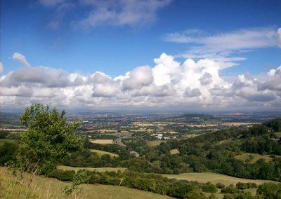 Gloucestershire, Anglija, UK
